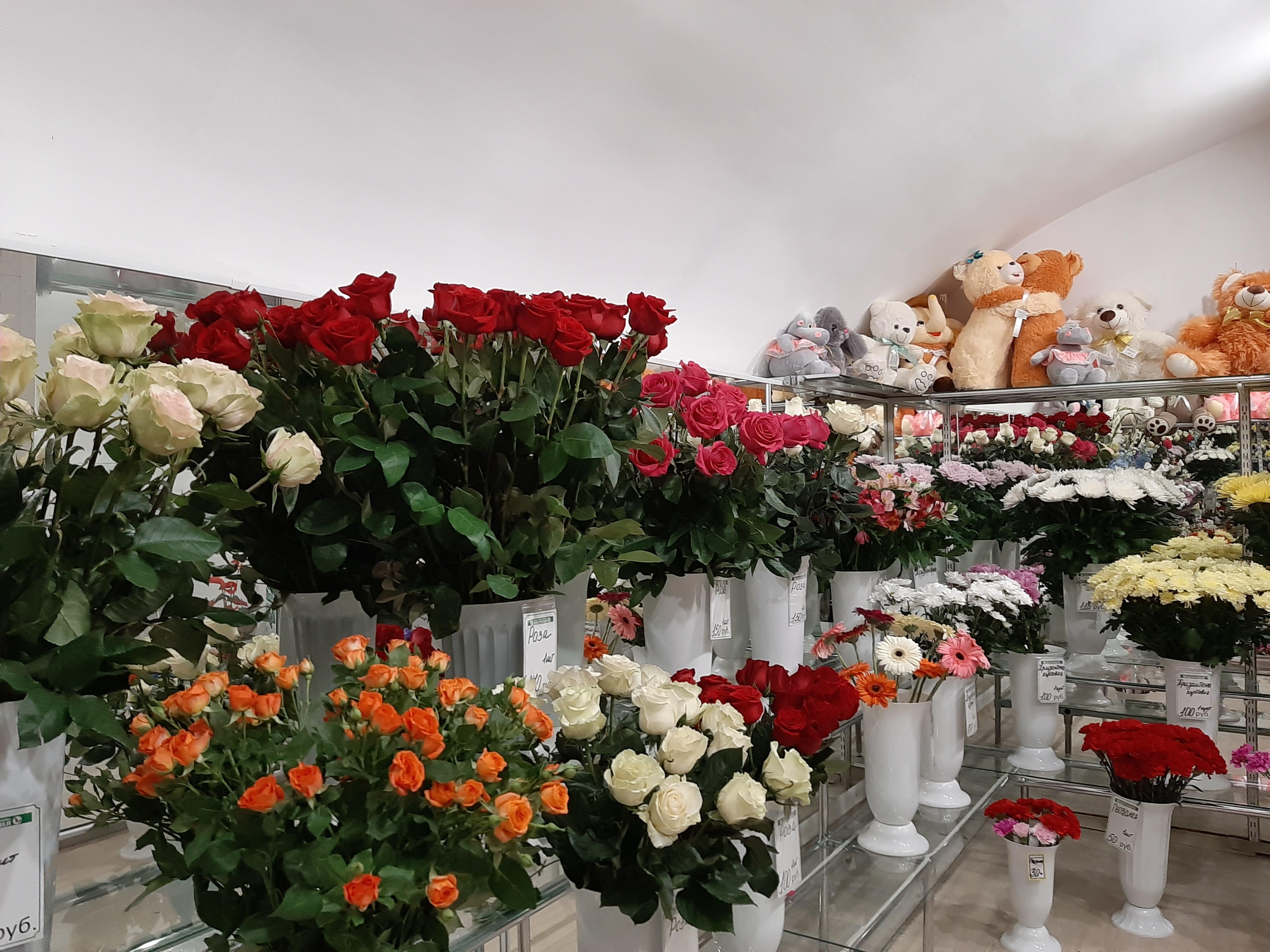 Букет роз, магазин цветов доставка питер круглосуточно