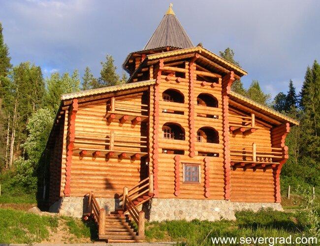 Гостиница Усадьба Арлазорова