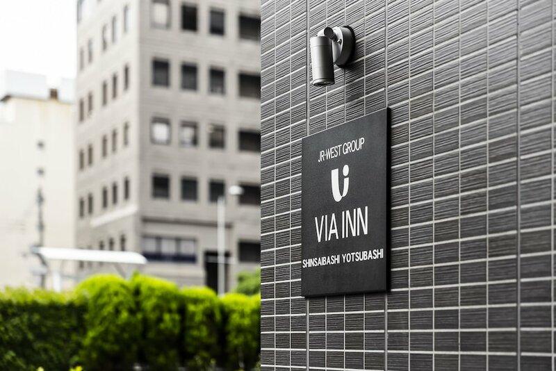 VIA Inn Shinsaibashi Yotsubashi