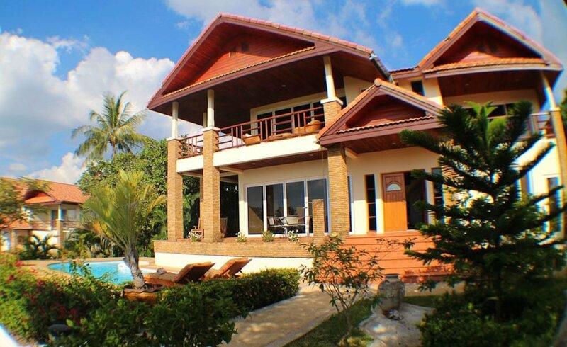 Seaview Pool Villa 4br - Villa Issara