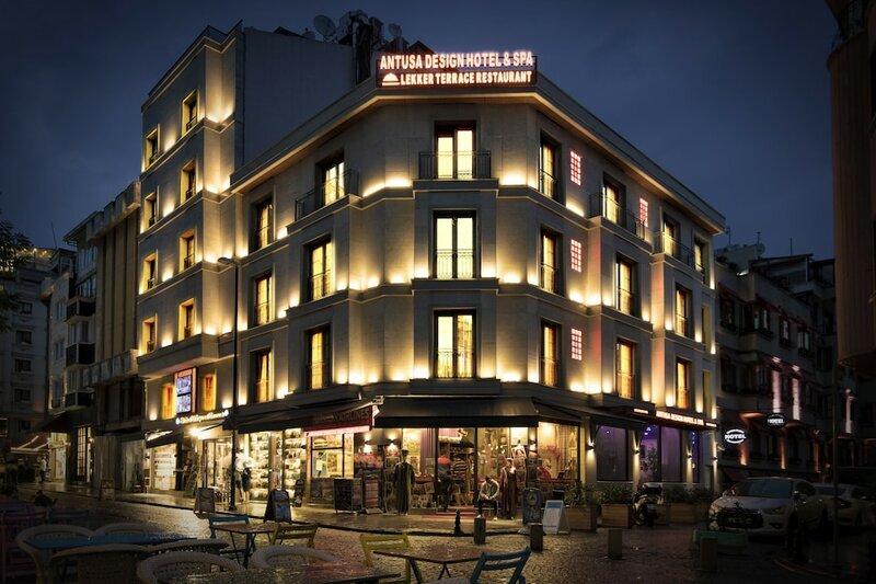 Antusa Design Hotel & SPA