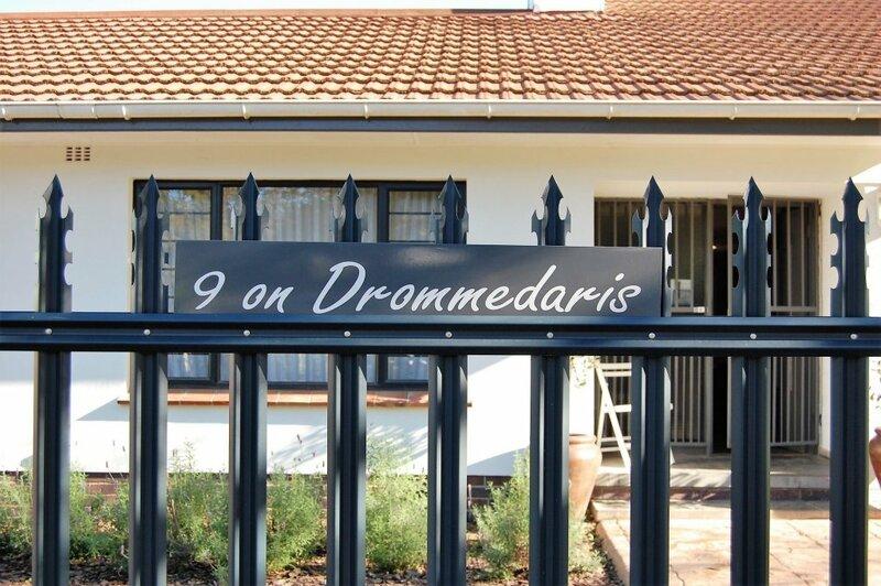 9 on Drommedaris
