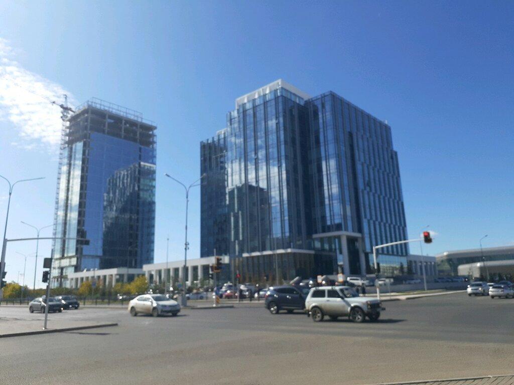 бізнес-центр — Бизнес-центр Байтерек — Нур-Султан (Астана), фото №7