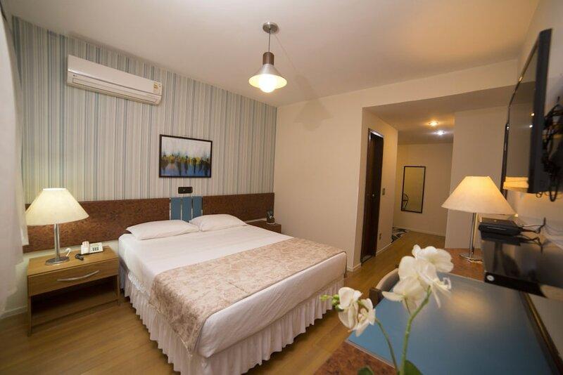 Sumatra Hotel e Centro de Convenções