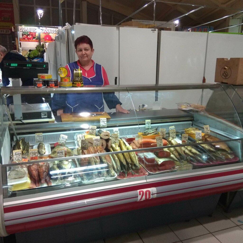 магазин рыбы и морепродуктов — Маркушина рыба — Подольск, фото №1