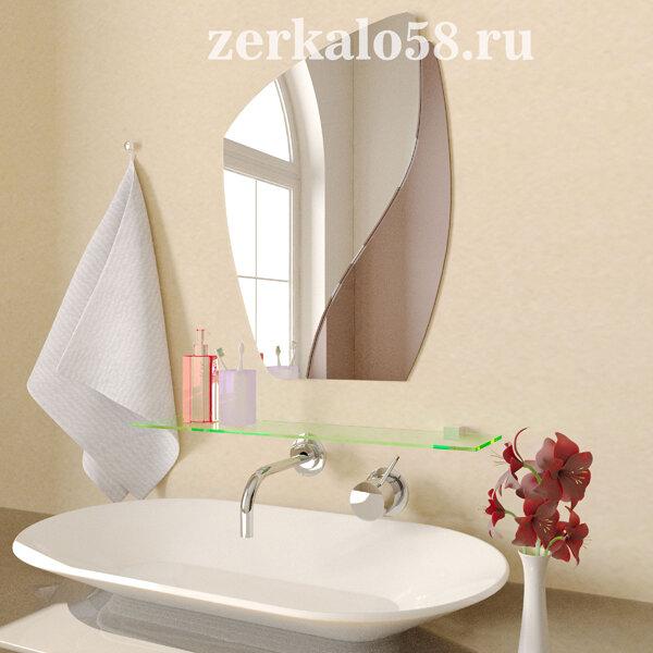 Милания, изготовление и монтаж зеркал, ул. Баумана, 30А, Пенза ...