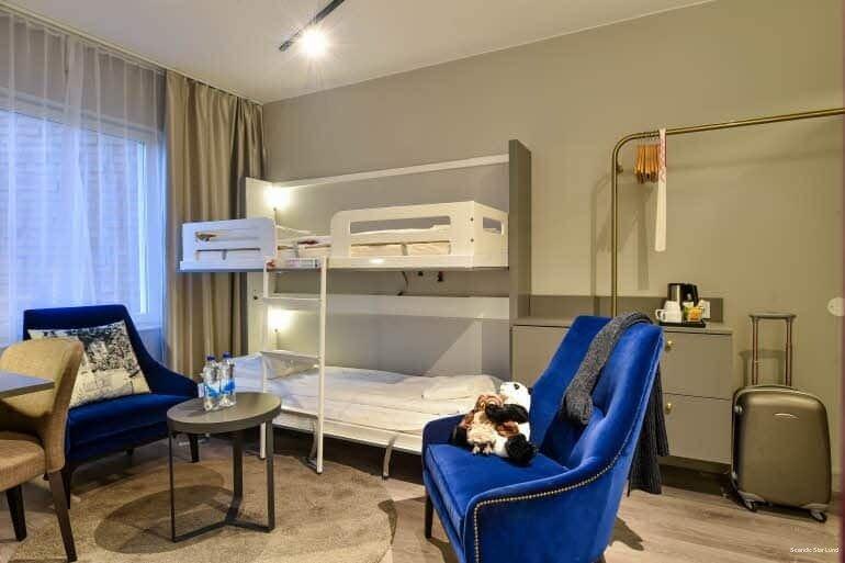 Scandic hotell lund