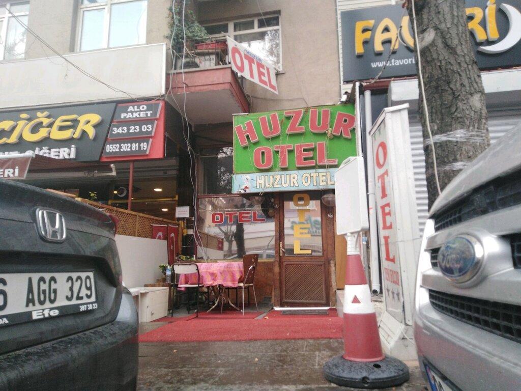 otel — Yeni Huzur Otel — Yenimahalle, foto №%ccount%