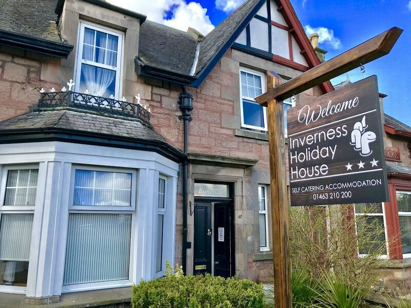 Inverness Holiday House