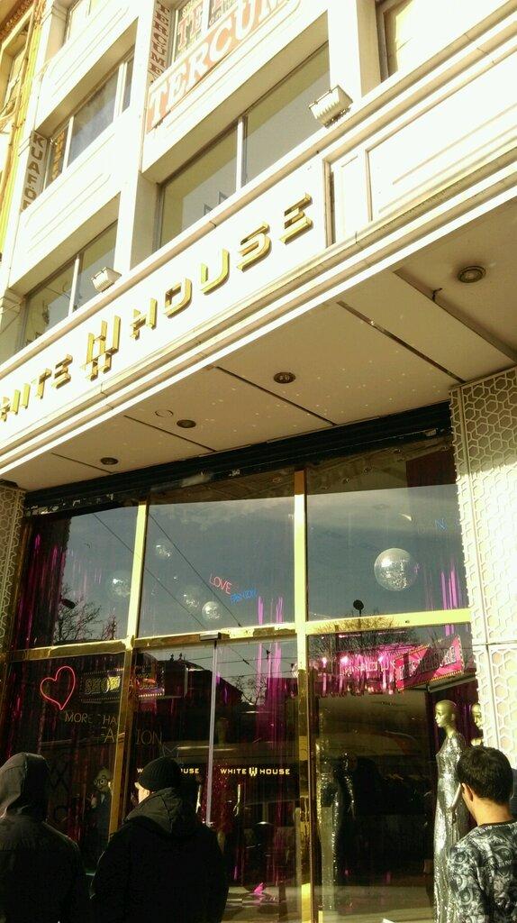 giyim mağazası — White House, Laleli — Fatih, photo 1
