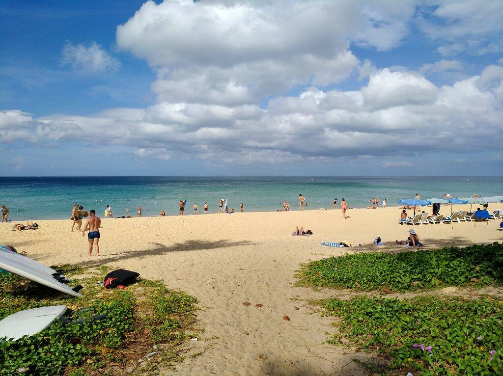 этом карон пляж наводнение фото снятые мною фотографии