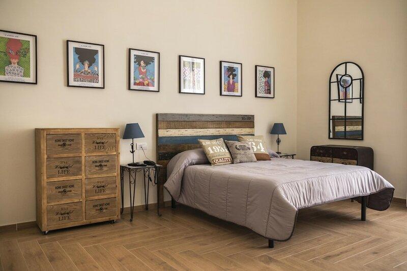 La Gatta Cenerentola Rooms