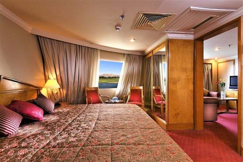 Iberotel Crown Empress Nile Cruise - Every Monday from Luxor for 07 & 04 Nights - Every Friday From