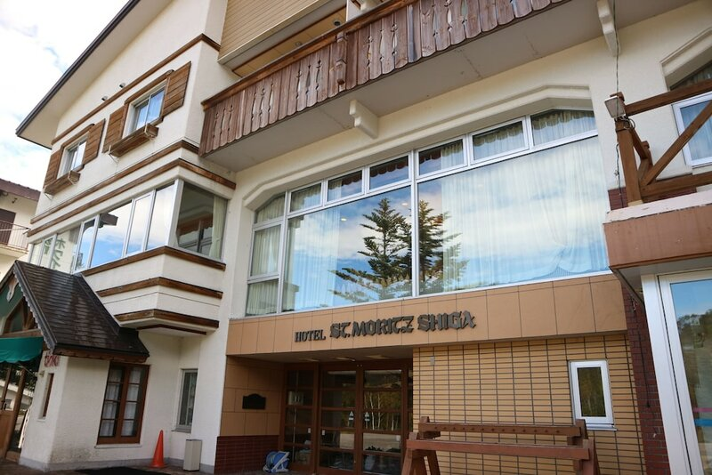Hotel Sankt Moritz Shiga