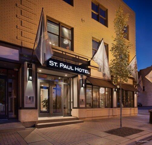 St Paul Hotel Wooster
