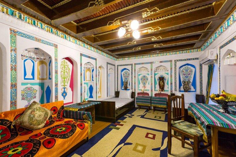 Bukhara Star