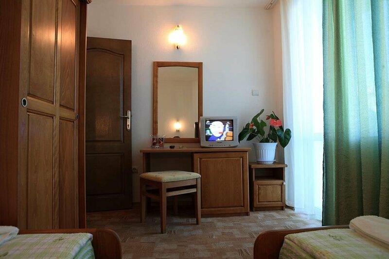 Отель Дриймс