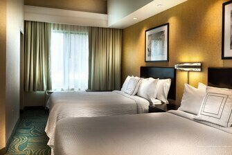 Springhill Suites by Marriott Dallas Dfw Airport North/Grapevine