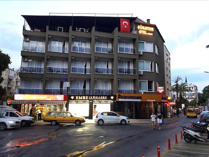 Damlatas Gunaydin Hotel