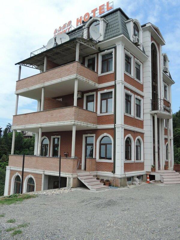 Гостевой Дом Sunny Hotel