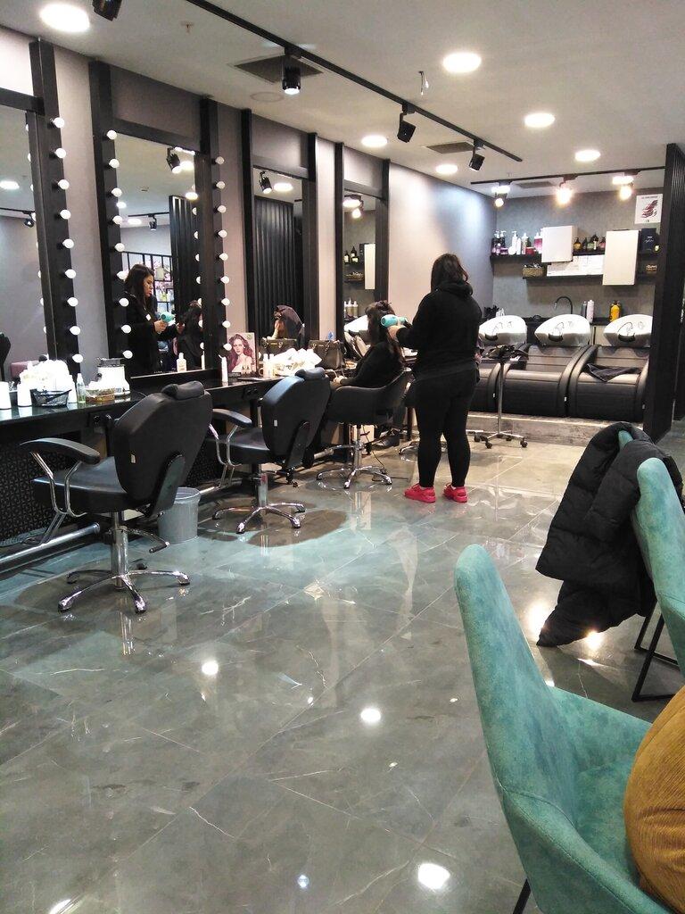 beauty salon — Cemile Bayram Hair Design and Beauty Saloon — Eyupsultan, photo 2