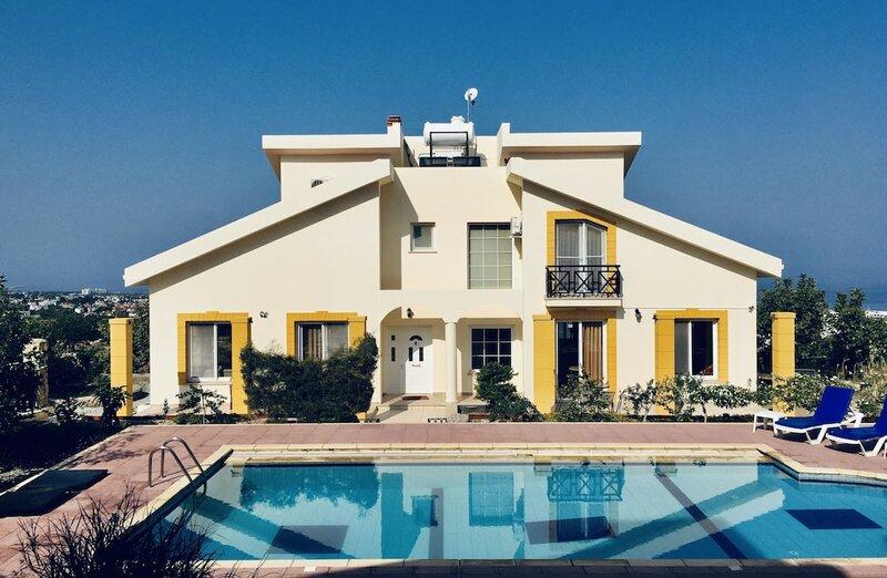 Sunset Villa Girne Cyprus