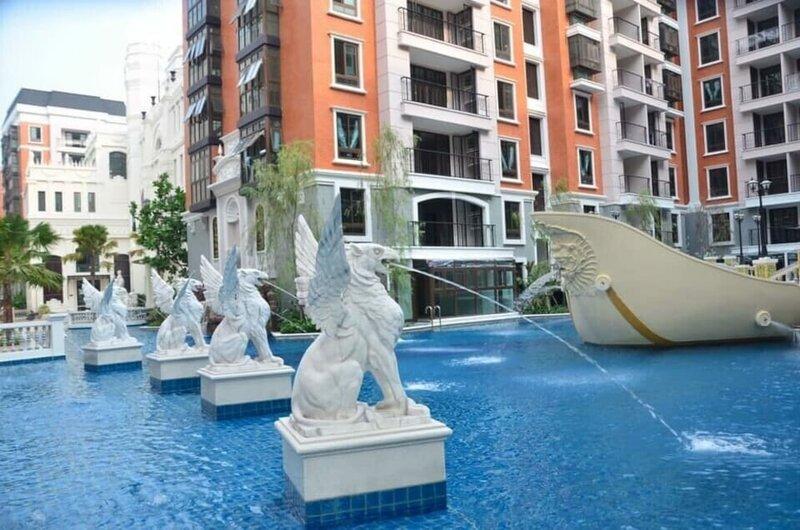 Espana Condo Resort Pattaya Jomtien Beach Pattaya Chonburi Province