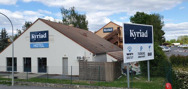 Kyriad Meaux Sud – Nanteuil Les Meaux