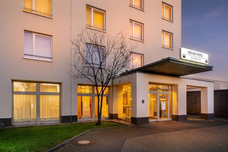 JustStay Hotel Solingen