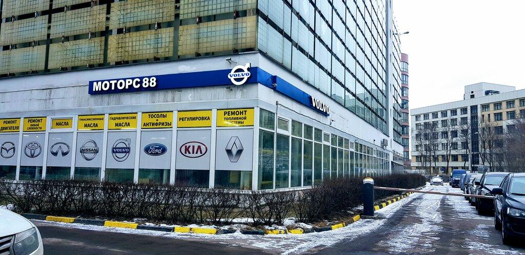 автосервис, автотехцентр — Моторс-88 — Москва, фото №1