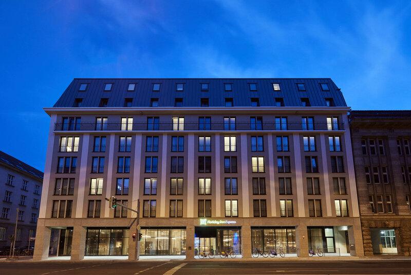 Holiday Inn Express Berlin - Alexanderplatz