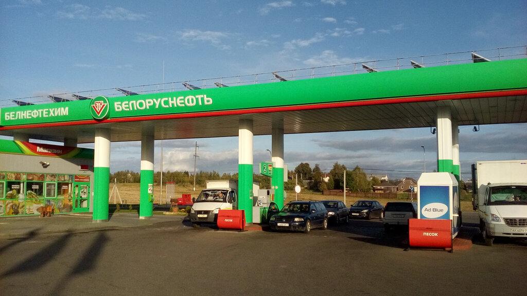 АЗС — Белоруснефть — Минская область, фото №1