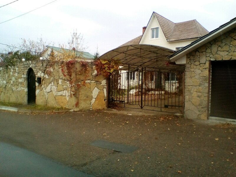 Дом отдыха на улице Карама 11