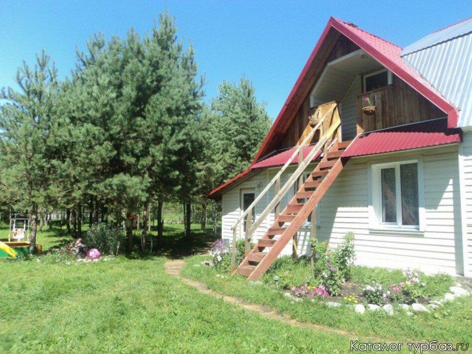 дом отдыха — Сельская усадьба — село Узнезя, фото №6