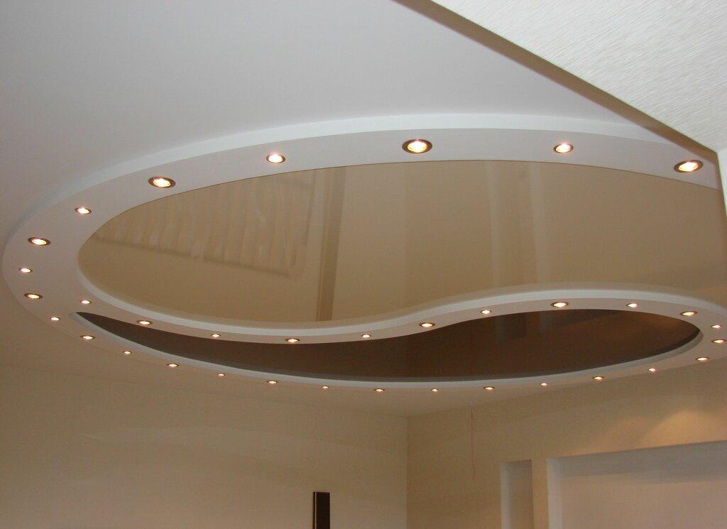 подвесной потолок фото пункт