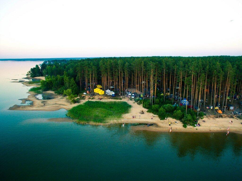 кемпинг — Кемпинг Рыбчино — Минская область, фото №1