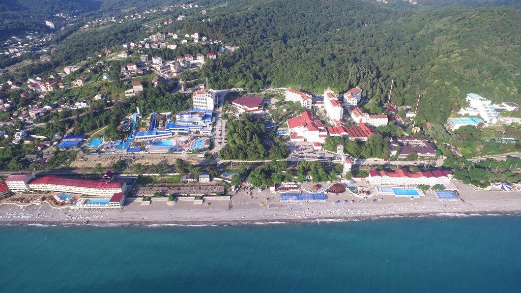 Фото отеля морской берег золотые пески