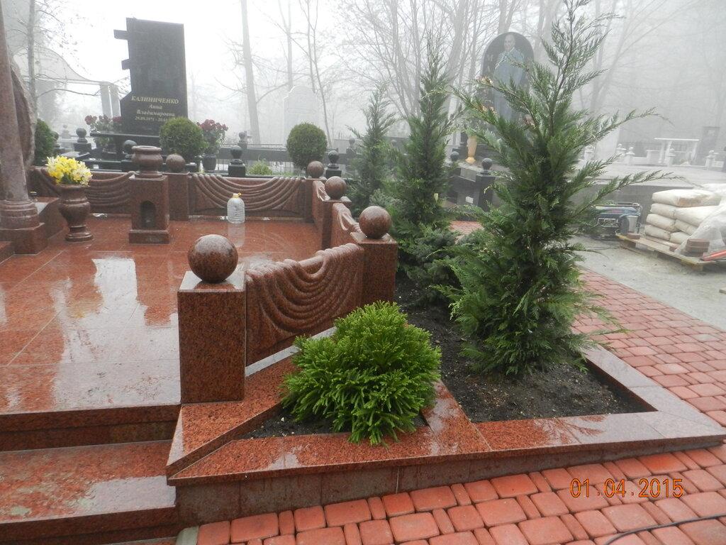 памятники и надгробия — Ритуалум — Ростов-на-Дону, фото №5