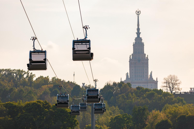 «Прокатитесь на фуникулёре над Москвой-рекой» фото 1
