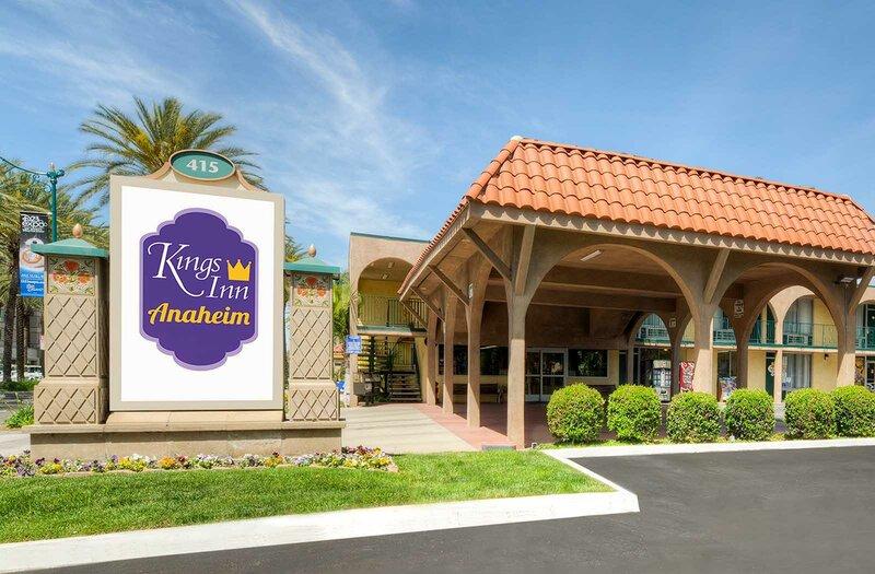Kings Inn Anaheim at the Park & Convention Center