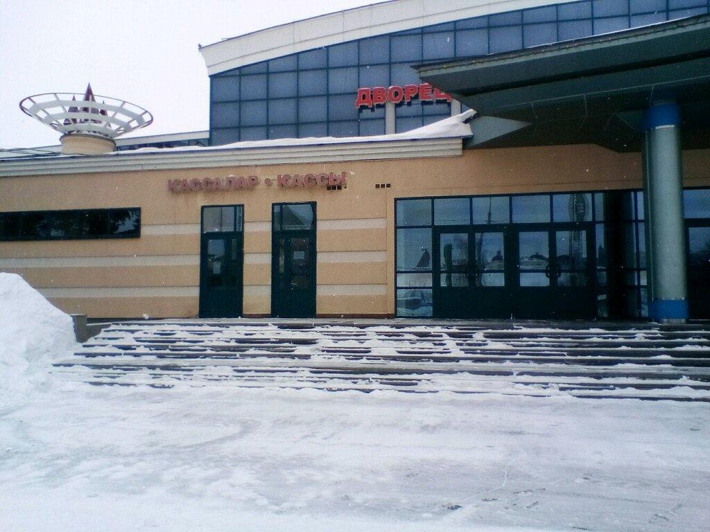 спортивный комплекс — ГБУ Дворец спорта — Казань, фото №6