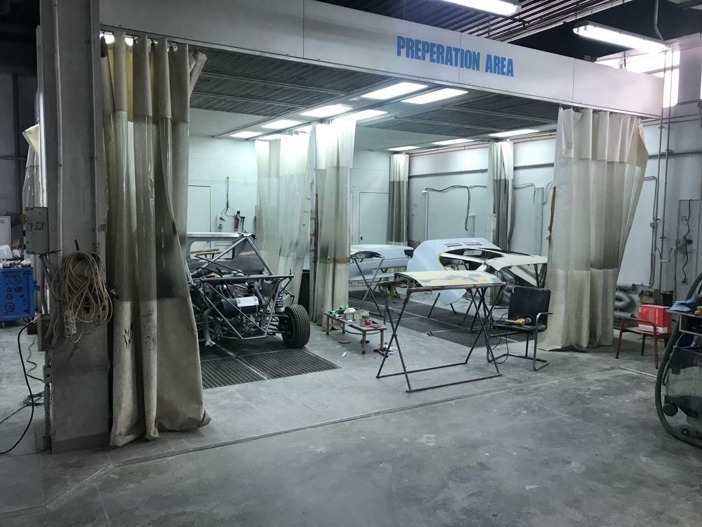 кузовной ремонт — AutoCorso — Москва, фото №3