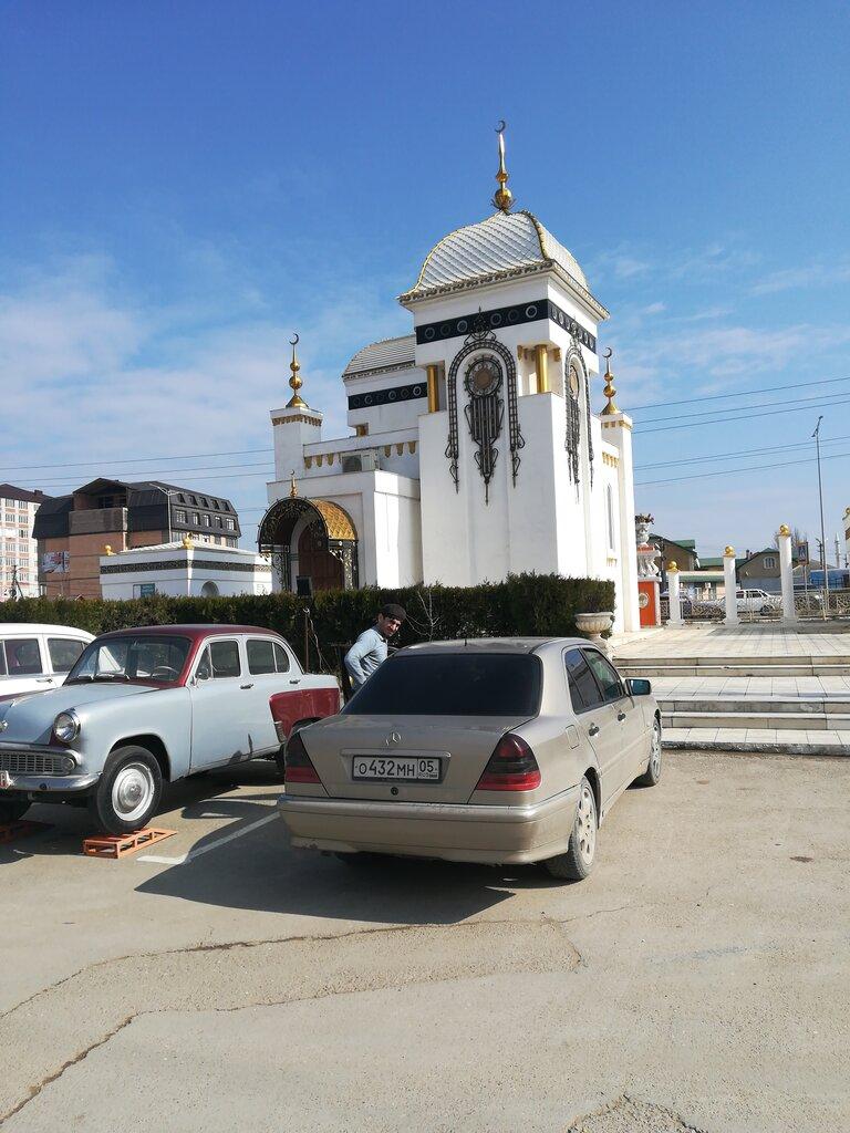 мечеть в каспийске картинка сидела
