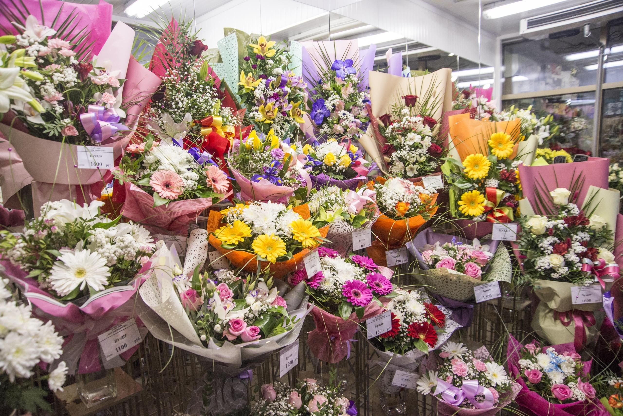 Магазины цветы с доставкой в питере