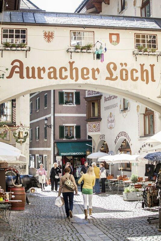 Boutique Hotel Träumerei 8 Auracher Löchl