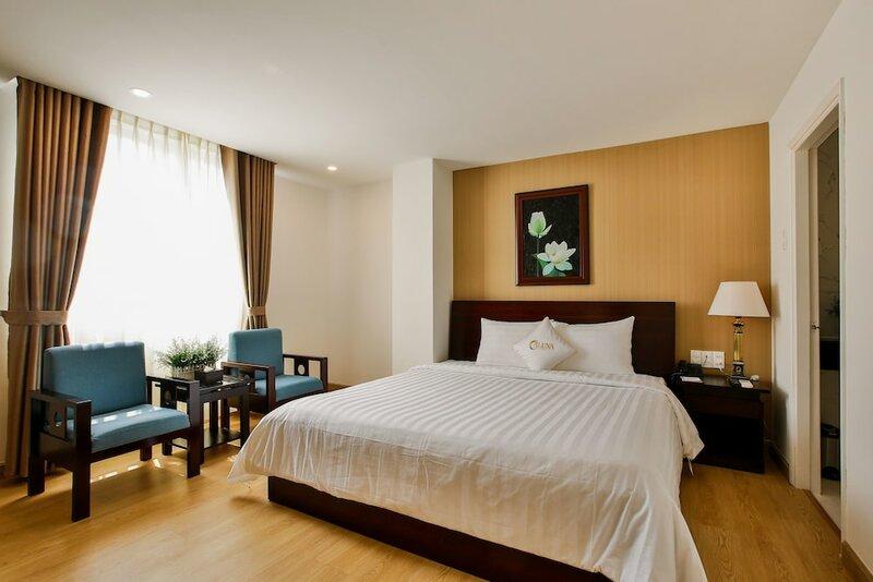 Aluna Ben Thanh Hotel