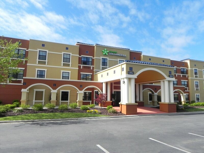Extended Stay America - Pineville - Pineville Matthews Rd