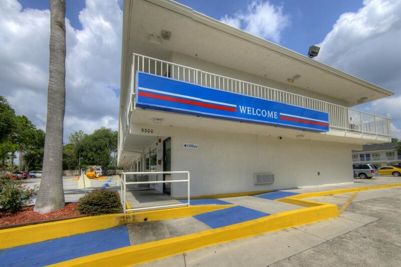 Motel 6 Orlando, Fl - Winter Park