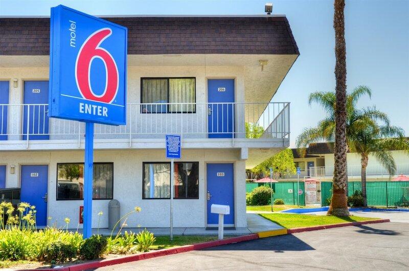 Motel 6 Santa Nella, Ca - Los Banos - Interstate 5