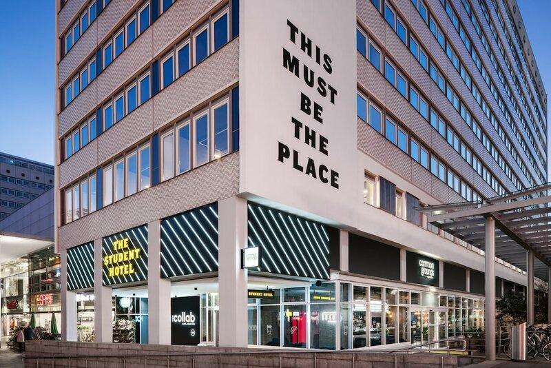 Отель The Student Dresden